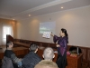 Презентация астрокалендаря в Житомире, 5 февраля 2012 г