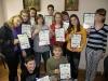 Вручение сертификатов участникам тренинга Искусство общения
