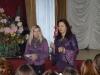 Елена Осипенко в Житомире на лекции по астропсихологии